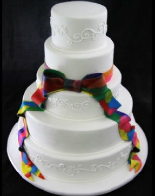 15 Fabulous Gay Wedding Cakes!