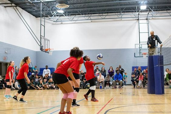 Clarksville Parks And Recreation Now Accepting Registration For Youth Volleyball League Youth Volleyball Parks And Recreation League