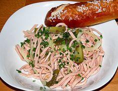 Bayerischer Wurstsalat, ein beliebtes Rezept aus der Kategorie Studentenküche. Bewertungen: 12. Durchschnitt: Ø 4,1.