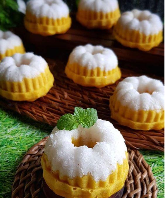 Pin Di Kue Tradisional Indonesia