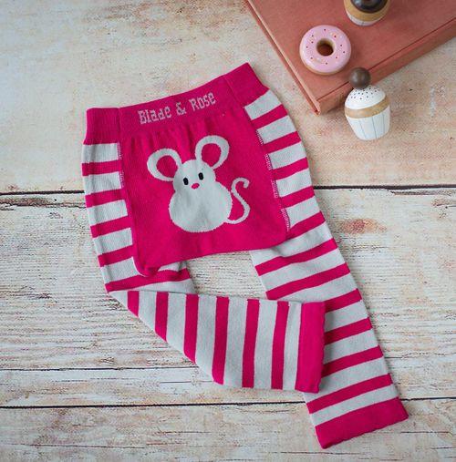Super soft and comfy kids leggins Rose Pattern Leggins