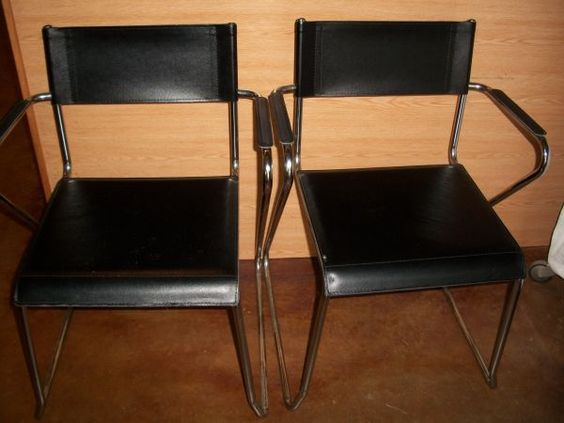 leather and metal office chairs craigs list pinterest office