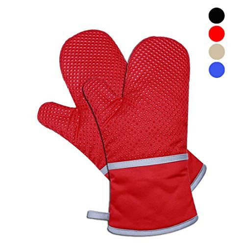 Yaoyu Oven Mitt With Soft Cotton Inner Lining 1 Pair Extreme