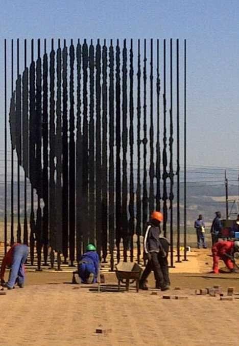 Larger Than Life: 10 Monuments Honoring Nelson Mandela