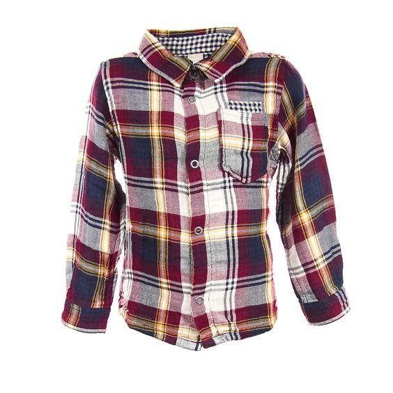 Name-it blouse Lothar/Jongen/Blouse/Babykleding/Zoem Kidsfashion