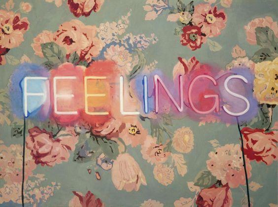 feelings/floral