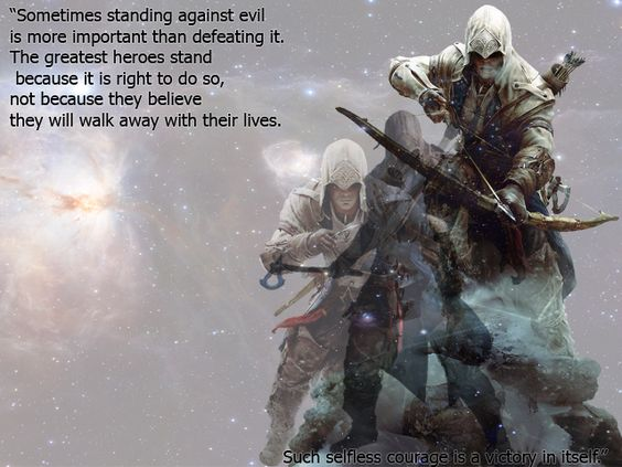 Top assassin's creed quotes - Google Search | Assassins creed  YN88