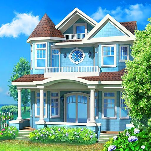 Sweet House Mod Unlimited Coins Stars House Mansions