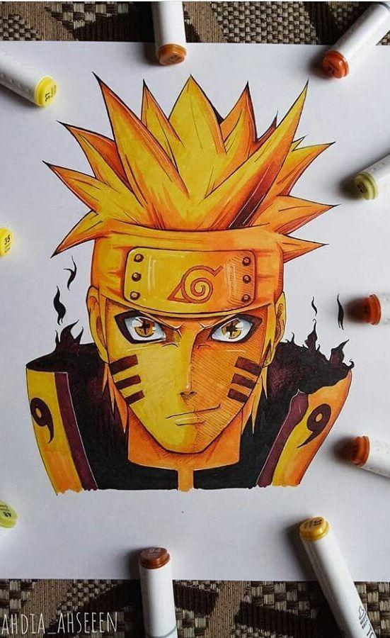 Pin Em Anime Drawing