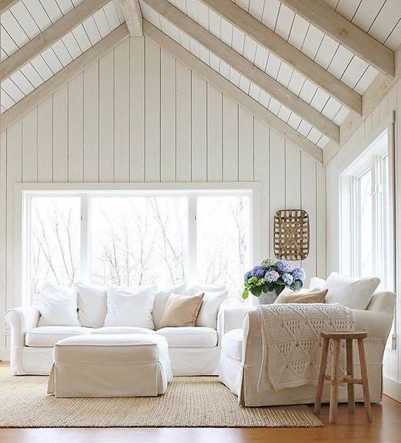 Ceilings Ship Lap And Vaulted Ceilings On Pinterest