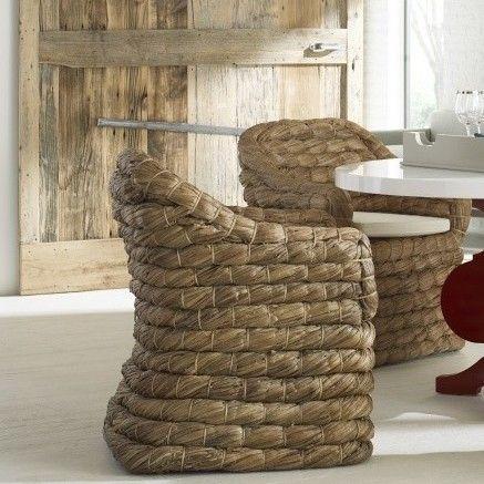 Savannah Banana Leaf Chair