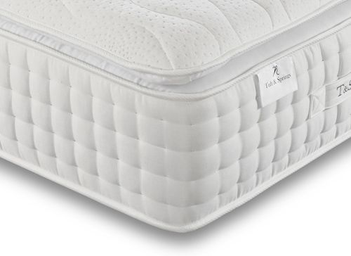 Tuft Springs Solitaire 2000 Pocket Memory Pillow Top Mattress