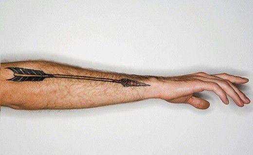 Arrow Tattoo Trend 2016