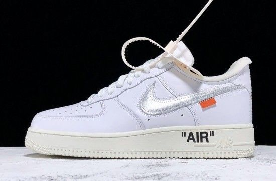 Off White Nike Air Force 1 Low ComplexCon AO4297 100 | Nike