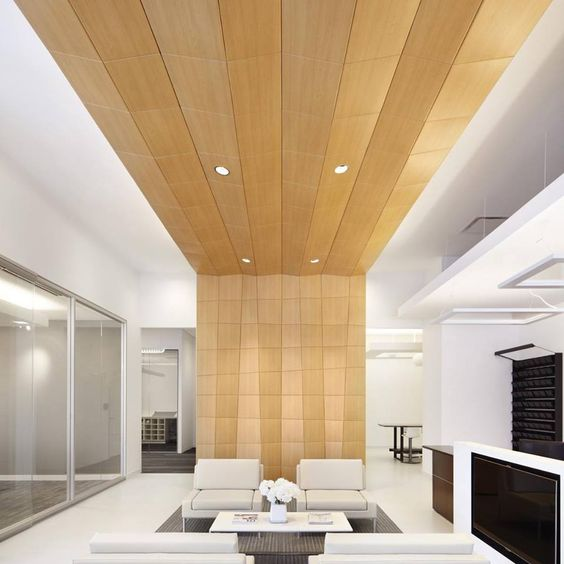 Ceilings ceiling design and cloud on pinterest for False ceiling design for lobby