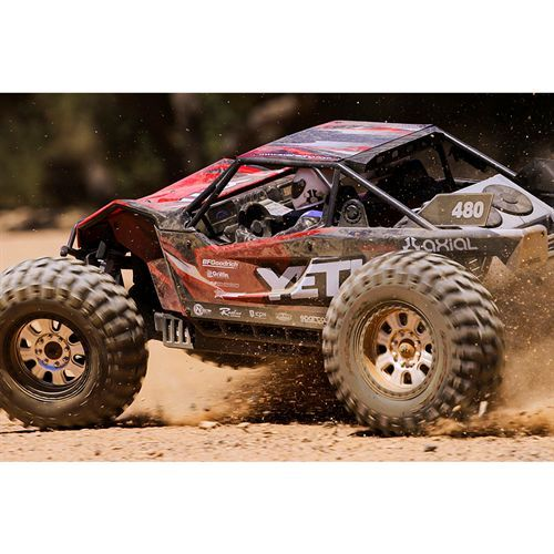 Axial Yeti XL 4WD 1/8th Electric Monster Buggy RTR (AXI90032) | RC Planet