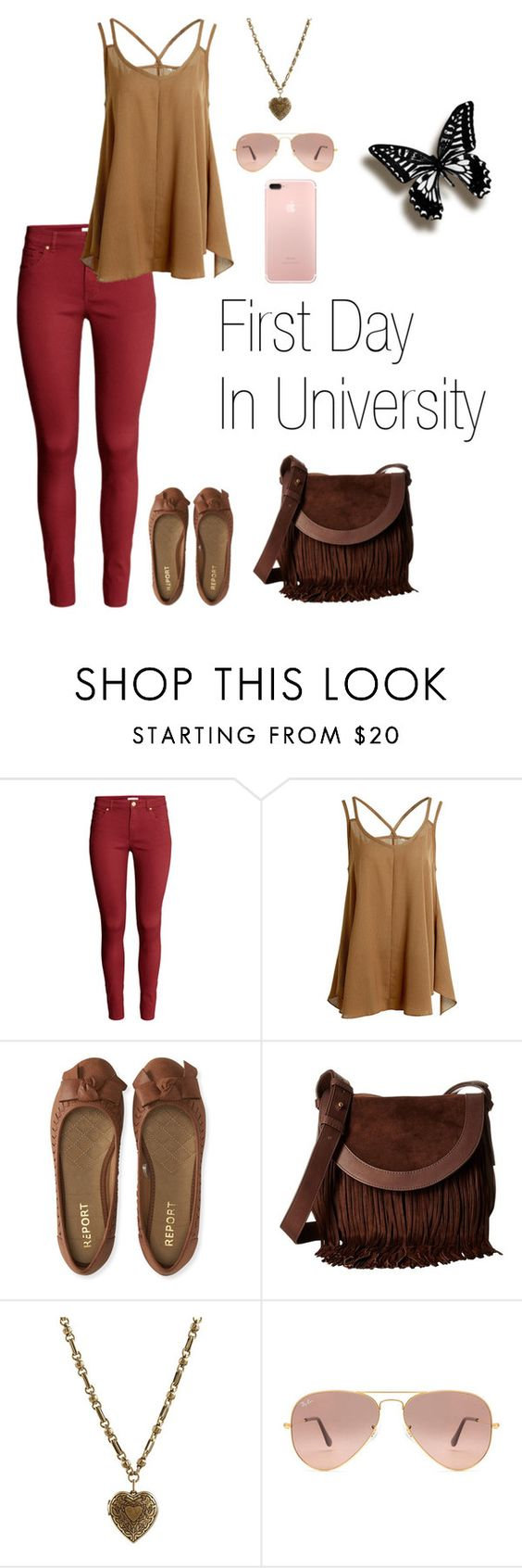"""Joanne"" by caah-carli ❤ liked on Polyvore featuring H&M, Aéropostale, Frye, Etro and Ray-Ban"