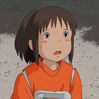 Chihiro Spirited Away Icon Em 2020 A Viagem De Chihiro Walpapers Desenhos Anime Estetico