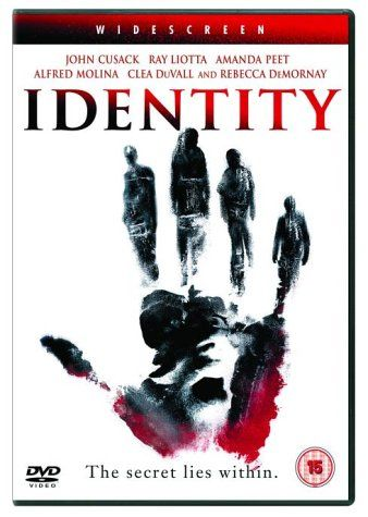 Identity [DVD] [2003] SONY PICTURES http://www.amazon.co.uk/dp/B0000E3HIU/ref=cm_sw_r_pi_dp_bQq7tb0ZB8TBB