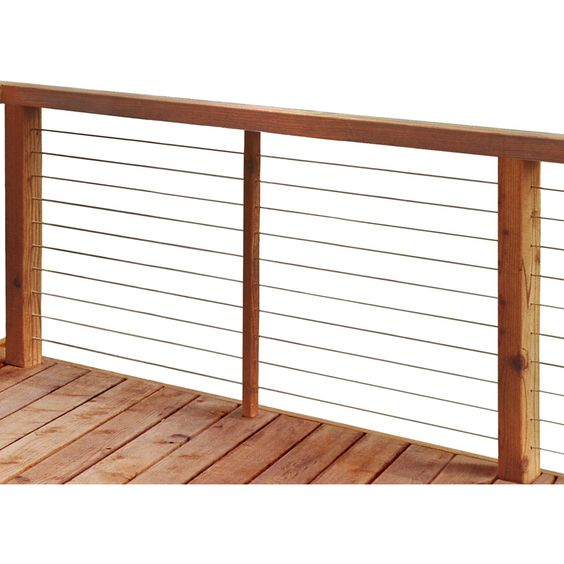 Pinterest the world s catalog of ideas - Lowes deck railing systems ...