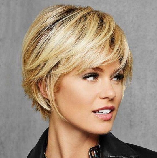 22++ Recherche modele de coiffure courte des idees
