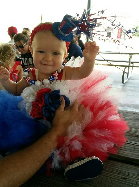 Ultimate Grand Supreme 4th of July playdate pageant