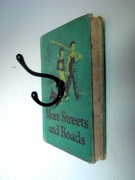 More Streets and Roads Book Hook - by juliebrzez on etsy