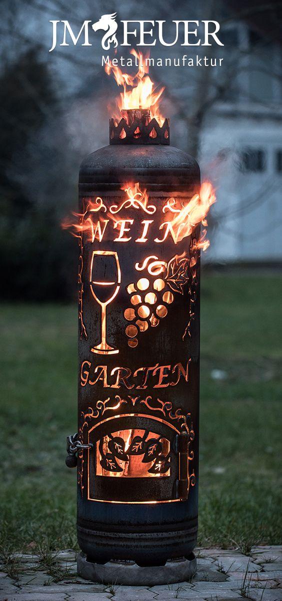 Feuerstelle Von Jm Feuer Metallmanufaktur Handgefertigt Mit Liebevoll Ausgesuchten Details Feuerstelle Feuerschalen Garten Feuerkorb