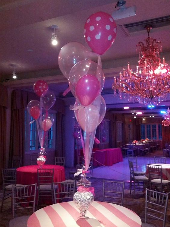 Pretty in pink party decorations sweet ideas