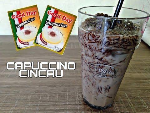 Cara Membuat Capuccino Cincau Capcin Youtube Cincau Ide Makanan Resep Makanan Bayi