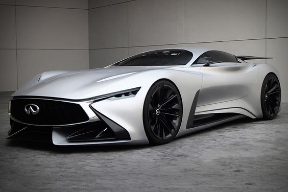 Infiniti Vision GT Concept: