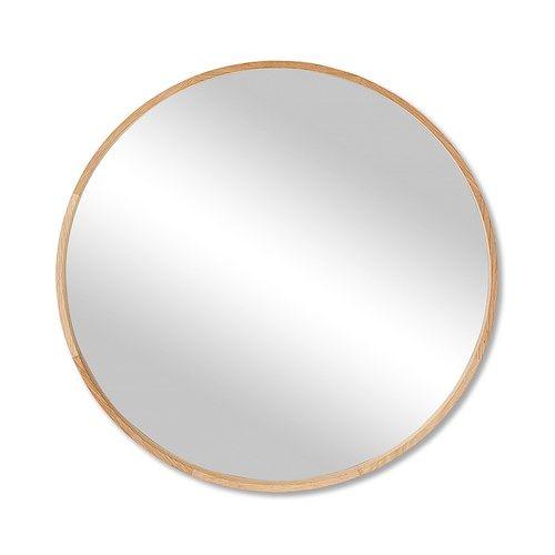 Della Suspended Round Wall Mirror Round Wall Mirror Frames On Wall Mirror