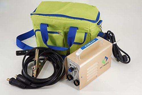 HITBOX ARC160 MMA STICK DC 220V Inverter Welding Machine…