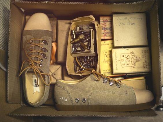 gram sneaker