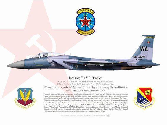 F-15 C  Eagle