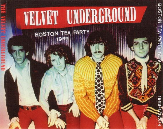 The Velvet Underground – Live @ Boston Tea Party (1969) | PEQUENOS CLÁSSICOS PERDIDOS