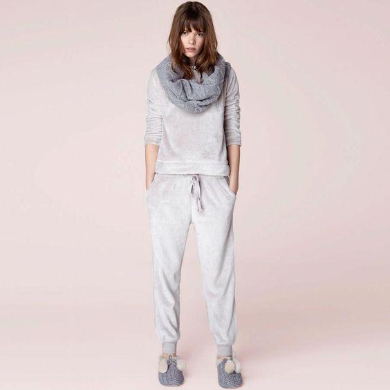 oysho - pijama ★: Oysho Woman, Inspiracion Homewear, Pijamas Chulitas, Pijamas Rest, Fashion Woman, Passion, Oysho Pijama