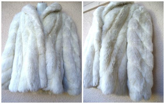 FAUX FUR COAT. 1980s Faux Fur Coat. Fluffy Coat. Faux Fur Jacket. Cocktail Party Coat. Hollywood Glam Coat. Luxe Coat. Fox Coat. M to L - http://goo.gl/bv9G2T