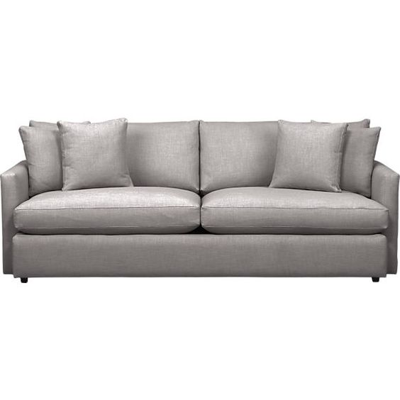 """Lounge 93"""" Sofa in Sofas 