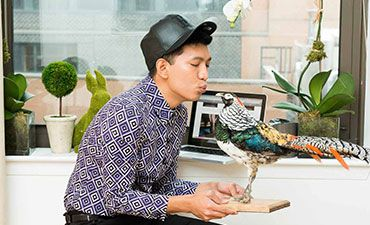 The Coveteur....BryanBoy