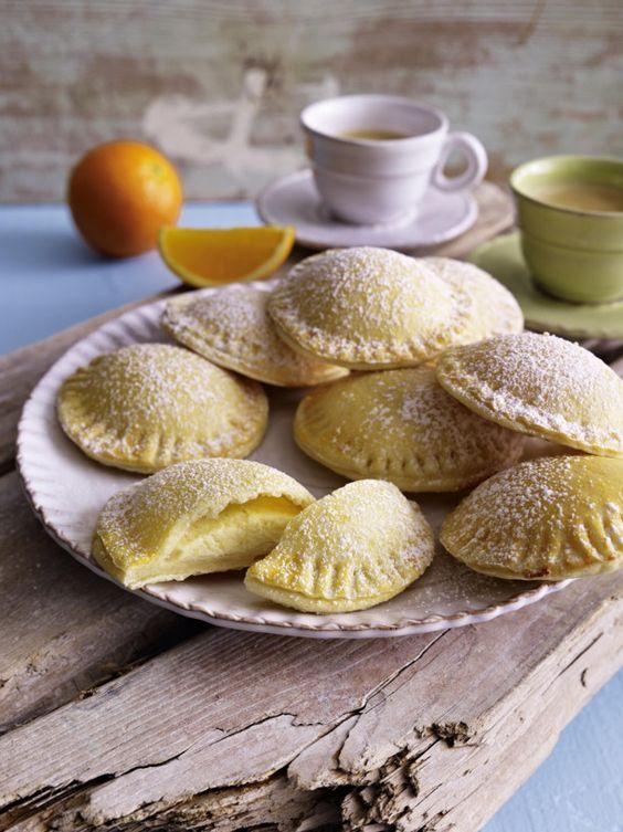 Unser beliebtes Rezept für Süße Ricotta-Ravioli und mehr als 55.000 weitere…