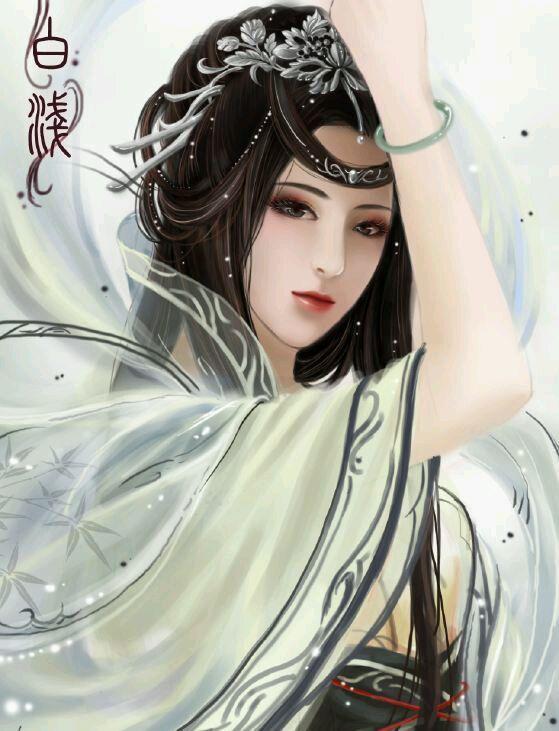 《三生三世十里桃花》青丘白浅帝姬 (character reference 珠帘郡主 无双龙珠):
