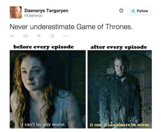 game of thrones reaction to season finale