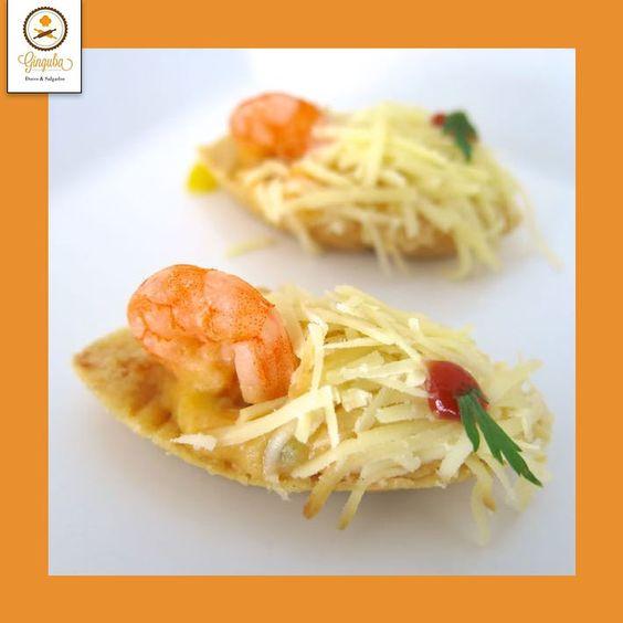 As barquetes de camarão são deliciosas e não podem faltar no seu evento. Faça já sua encomenda, que entregamos para você.