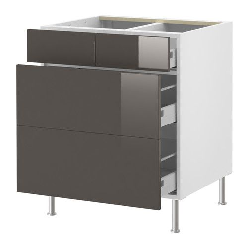 AKURUM Base Cabinet With 2+2 Drawers