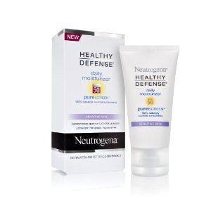 Neutrogena Healthy Defense Tägliche Feuchtigkeitscreme Mit Lichtschutzfaktor # 50 50 ml