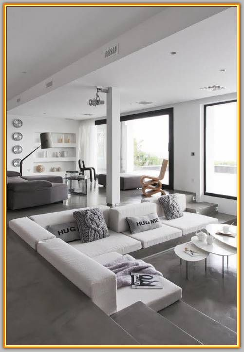 Seeking Urban Modern Living Room Interior Design Advice Look At This Article Modern Interior Design Sunken Living Room Modern Sunken Living Room Small Room Design