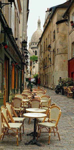 fotos de París Más