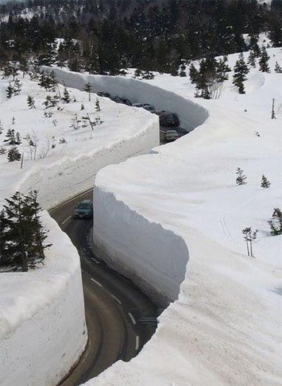 Weather Extremes : Where does the Deepest Snow on Earth Accumulate? | Weather Underground