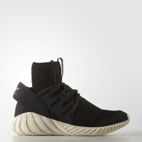 Adidas Men Originals Trainers TUBULAR DOOM Primeknit Core Black/Cream AU White (S74921)